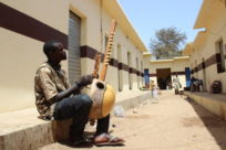 Senegal street player