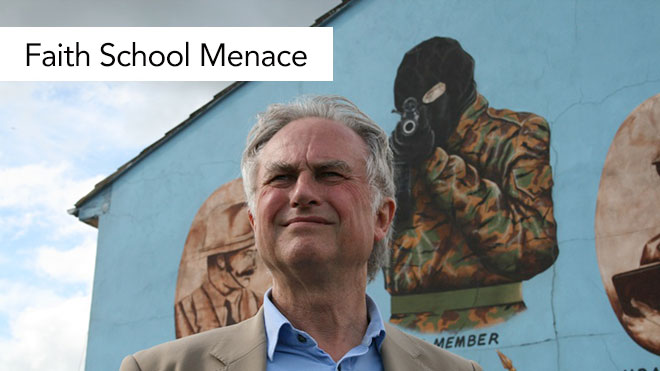 Faith School Menace